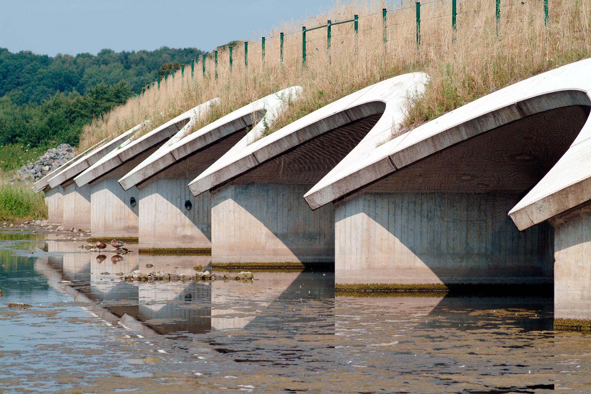 Brücken und Bauwerke generell unterliegen in Deutschland hohen Sicherheitsstandards.